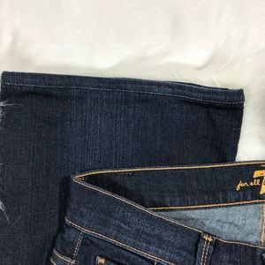 7 For All Mankind Jeans - 7 For All Mankind Mid Rise Jeans Bootcut EUC